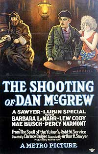THE SHOOTING OF DAN MCGREW (1924), courtesy Richard C. Allen