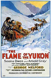THE FLAME OF THE YUKON (1926), courtesy Richard C. Allen
