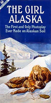 THE GIRL ALASKA (1919), courtesy Richard C. Allen