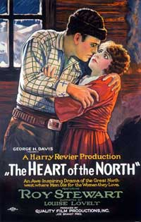 THE HEART OF THE NORTH (1921), courtesy Richard C. Allen