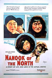 NANOOK OF THE NORTH (1922), courtesy Richard C. Allen