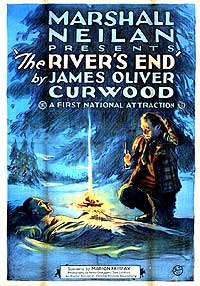 THE RIVER'S END (1920), courtesy William O'Farrell