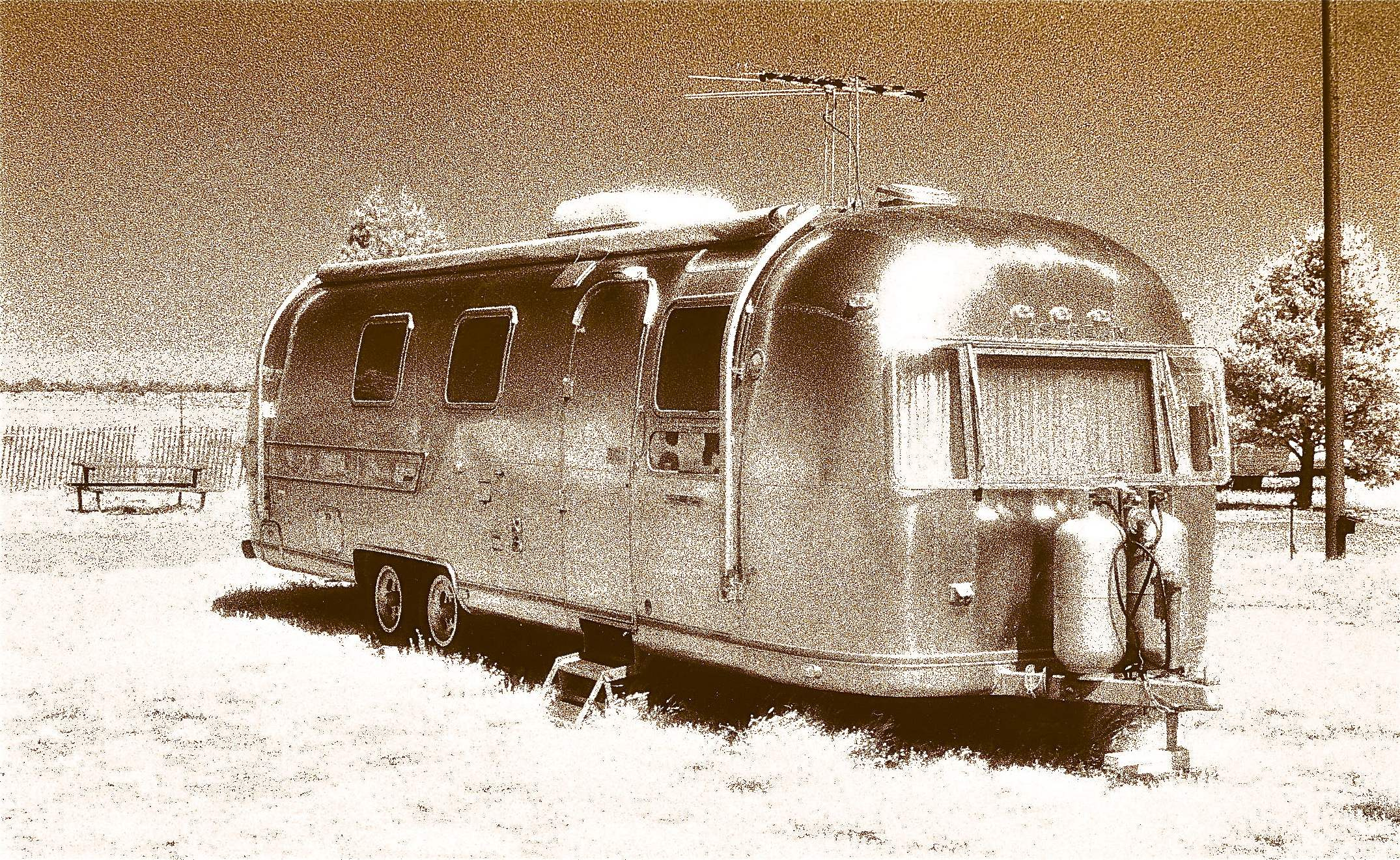 Wunderkino airstream