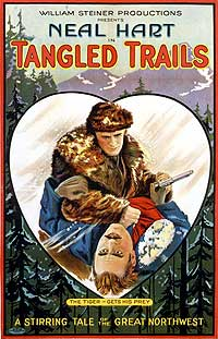 TANGLED TRAILS (1921), courtesy Richard C. Allen