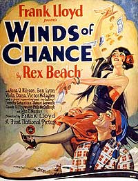 WINDS OF CHANCE (1925), courtesy Richard C. Allen